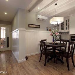 厨房餐厅装修效果图片