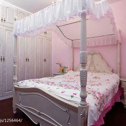 欧式豪宅儿童房装修效果图