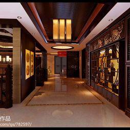 中式风格会所_1109995