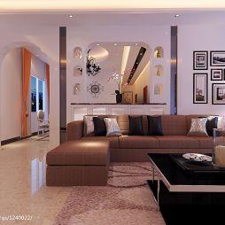 小户型沙发效果图图库