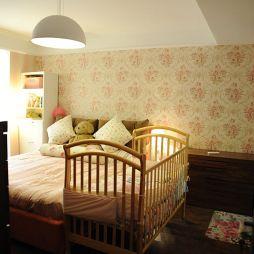 整体家装现代风格儿童房装修设计效果图