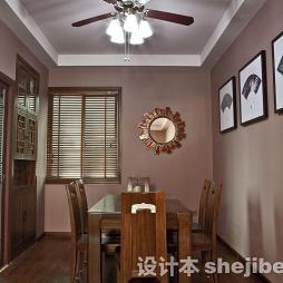 中式古典装修样板房效果图集