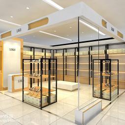杭州西湖文化广场银泰鞋店1楼_1162884