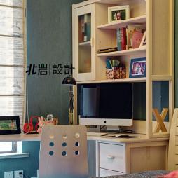 现代儿童房装修设计效果图