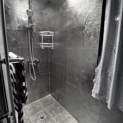混搭卫生间淋浴房装修设计效果图