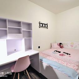 混搭9平米小儿童房装修设计效果图