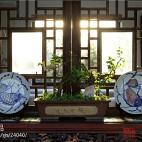 170㎡梨园—新中式风『怡然居』_1167658
