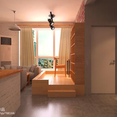 设计师朋友的家_1168709