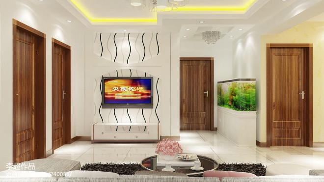 时尚家居现代风格客厅装修效果图片
