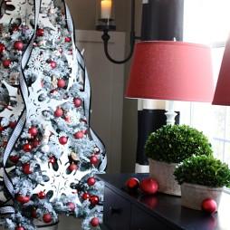 精美家居圣诞装饰品图片