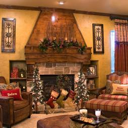 圣诞装饰品图片库欣赏