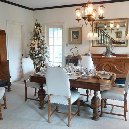家居圣诞装饰品设计图片