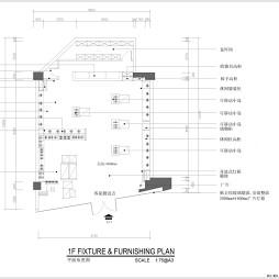商场规划装修平面图