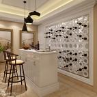 美式风格地下室装修效果图