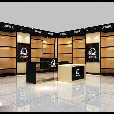 展柜设计出图_1178307