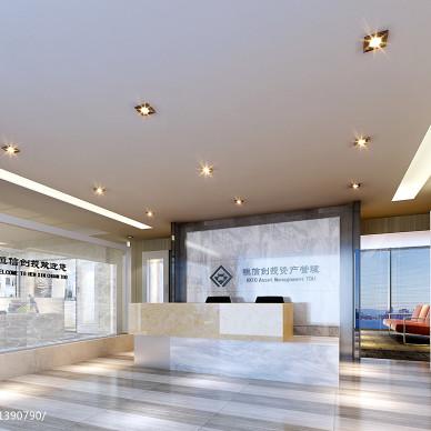 民生大厦大堂银行家具图片