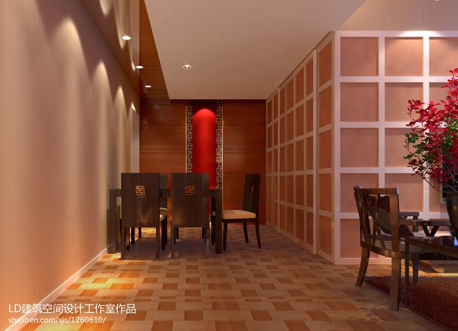 小户型餐厅客厅效果图片欣赏