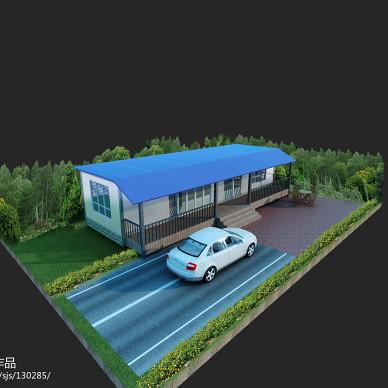 澳洲老年公寓设计方案-外延方案_1199682