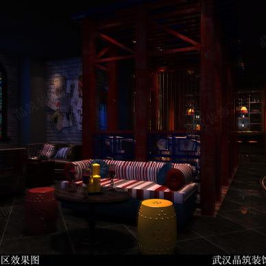 武昌满天星KTV雄楚店一楼酒吧_1208396