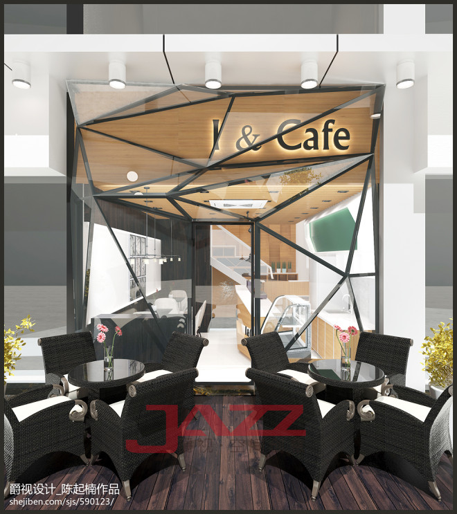 厦门湖里万达《No.1 cup咖啡厅