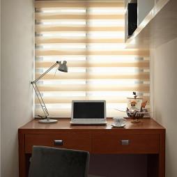 现代书房窗户装修设计