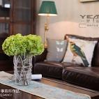 简约美式客厅设计
