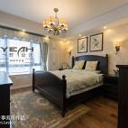 美式卧室整体设计