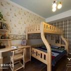 简约美式儿童房装修设计效果图大全