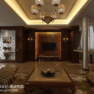 风情街王女士自建房装饰设计_1229659