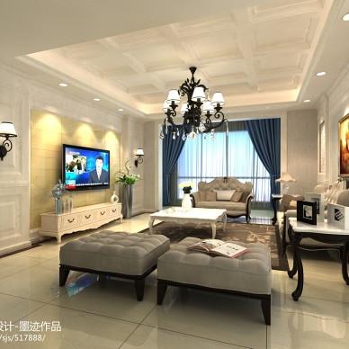 尚水东郡筑家-黄先生雅居设计_1229662