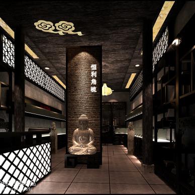福州三坊七巷角梳工装设计_1232905