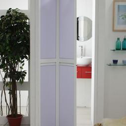 小卫生间折叠门效果图