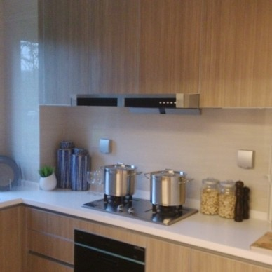 板房东南亚风格厨房装修效果图