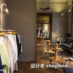 小型服装店的装修