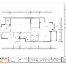 农村二层楼房平面图
