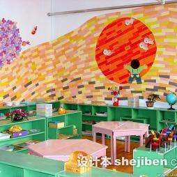 教室环境布置图