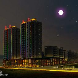 现代风格住宅建筑设计