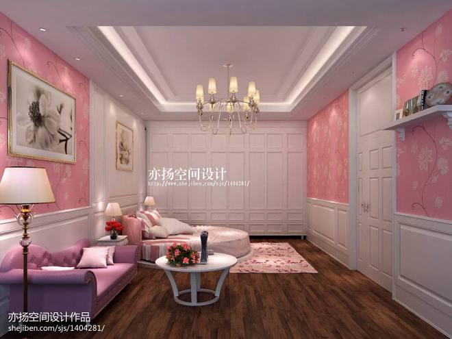 家装粉色壁纸图片大全