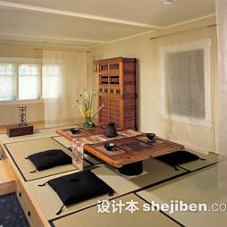 家庭装修榻榻米设计图片