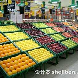 超市商品陈列图片