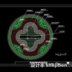 花坛设计平面图