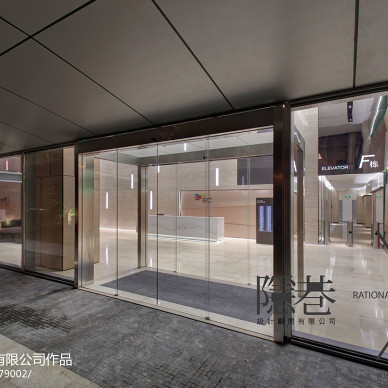 上海虹橋天街辦公樓設計案_1256279