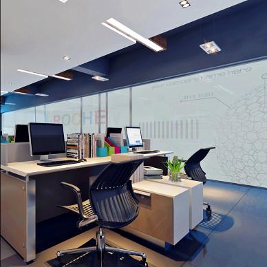 传媒公司办公室设计_1258440