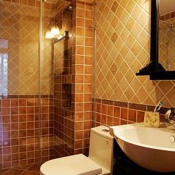 美式卫浴装修图片