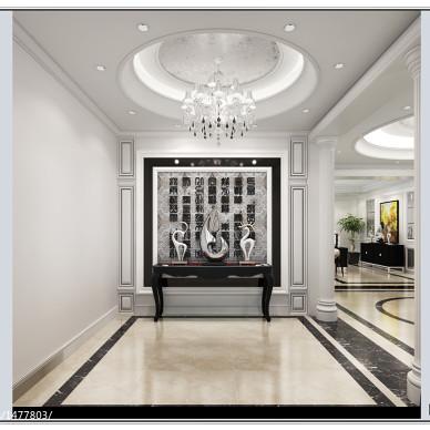 现代简欧-别墅方案设计_1272283
