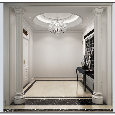 现代简欧-别墅方案设计_1272287