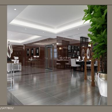 现代风格-别墅方案设计_1272358