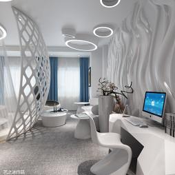 浪漫、时尚-卧室设计_1272470