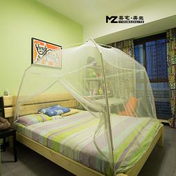 现代四室两厅儿童房装修效果图大全