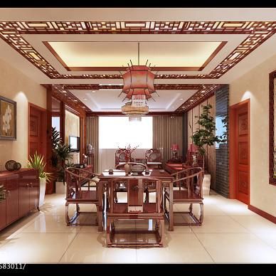 中式风格住宅_1275371